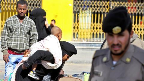 """1601623415 9082048 3465 1951 8 4 - """"قسوة فوق التصور"""".. تقرير يكشف ظروف مهاجرين إثيوبيين معتقلين لدى الرياض"""