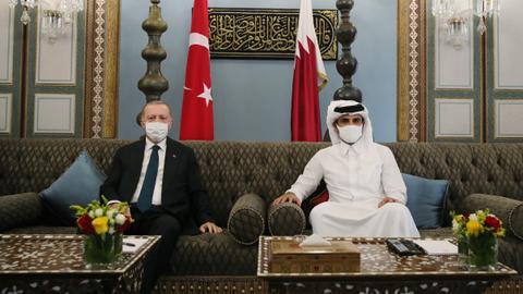 1602076187 9149924 4822 2716 15 734 - أردوغان يزور قطر ويلتقي أمير البلاد