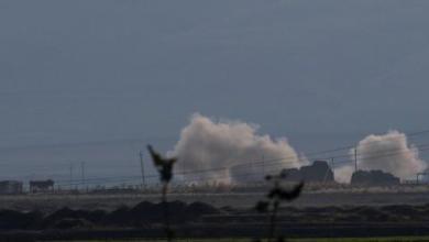 صورة غير مبالية بالهدنة.. أرمينيا تواصل قصف المناطق السكنية في أذربيجان