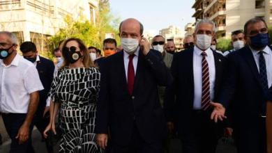 صورة ناخبو قبرص التركية يتوجهون الأحد للاستحقاق الرئاسي