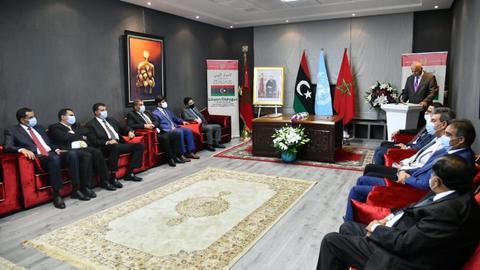 1602573839 9211027 1266 713 4 90 - لقاءات واجتماعات متتالية.. هل يكون أكتوبر شهر حسم الأزمة الليبية؟