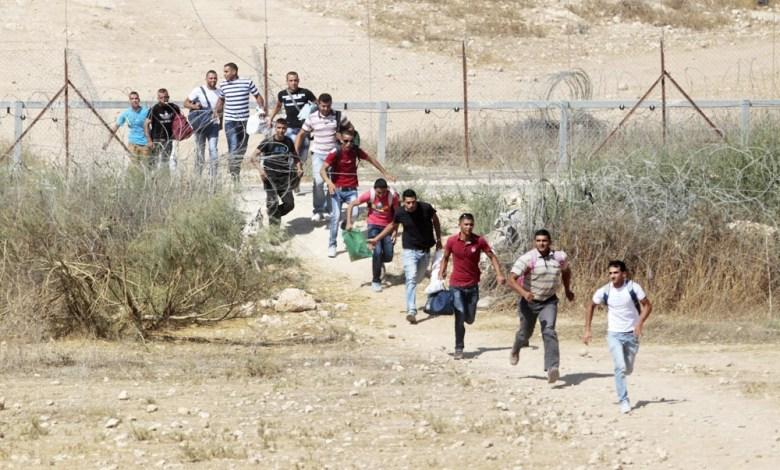 1602841908 unnamed file - إلقاء القبض على عصابة تمتهن تهريب بشر إلى خارج سوريا!