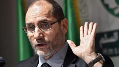 صورة رئيس أكبر حزب إسلامي بالجزائر: فرنسا أفقرت شعوب إفريقيا