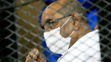 صورة وفد من الجنائية الدولية يزور السودان لبحث قضية البشير المتهم بجرائم حرب