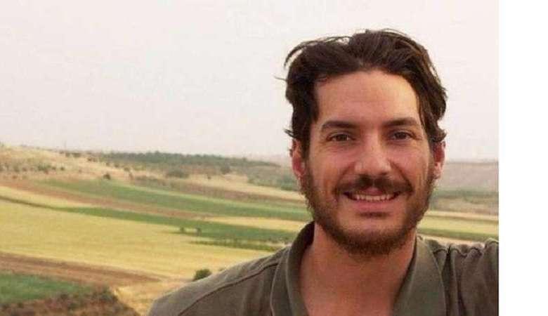 """1603211164 unnamed file - الصحفي الأمريكي المخطوف في سوريا """"تايس"""" مقابل تطبيع خليجي مع سوريا"""