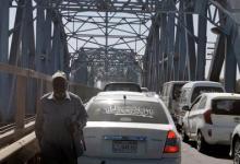 صورة عشية احتجاجات.. السلطات السودانية تغلق الجسور بين مدن الخرطوم