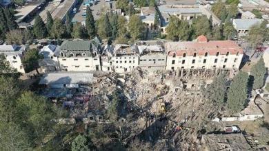 صورة أرمينيا تستهدف مناطق مدنية والجيش الأذربيجاني يواصل تحرير أراضيه