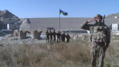 صورة أذربيجان تواصل عملياتها لتحرير أراضيها من الاحتلال الأرميني