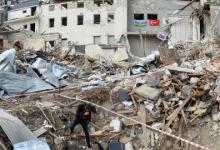 صورة إسقاط 5 مسيّرات أرمينية وتحرير 13 قرية أذربيجانية بقره باغ