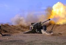 صورة أذربيجان.. تدمير دبابات وتحصينات وإسقاط طائرات حربية ومسيّرات أرمينية