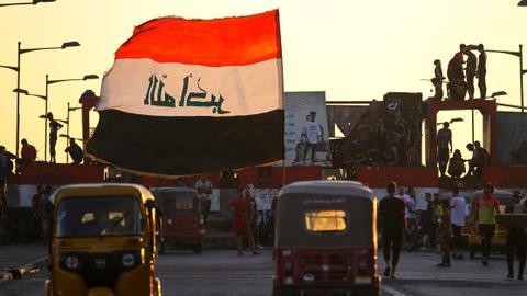 1603568447 9349234 4455 2508 5 383 - بغداد.. استنفار أمني وأوامر بمنع حمل الأسلحة عشية ذكرى الحراك الشعبي