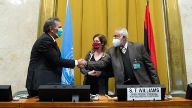 صورة برلمان طرابلس يُحمّل الأمم المتحدة مسؤولية التزام حفتر وقفَ إطلاق النار