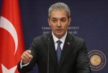 صورة تركيا ترفض تصريحات مصر باجتماع المجموعة المصغرة حول سوريا
