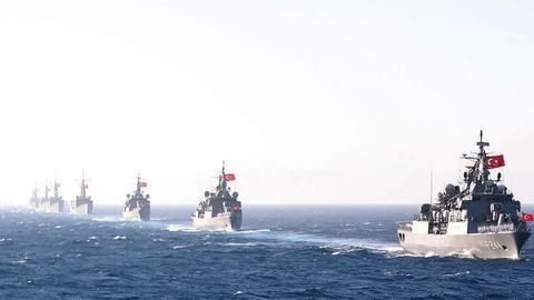 """1603731546 9366839 854 481 4 2 - كبادرة حسن نية.. تركيا تلغي إخطار """"نافتكس"""" شرقي المتوسط"""