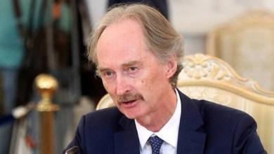 صورة بيدرسون …دستور جديد لايكفي والحل في سوريا عبر قرار مجلس الأمن 2245