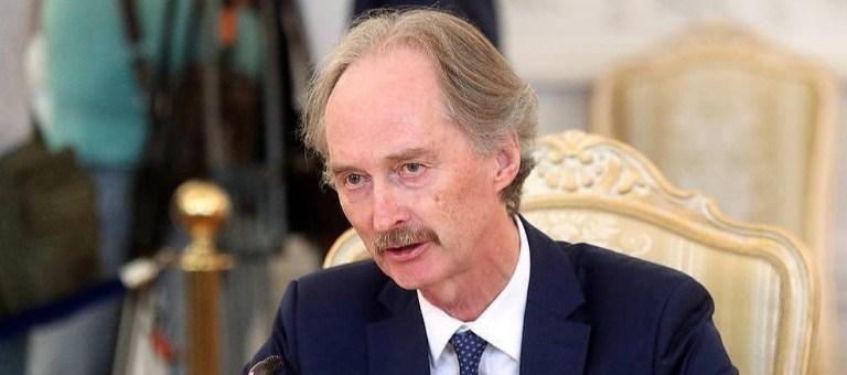 1603872112 2 - بيدرسون …دستور جديد لايكفي والحل في سوريا عبر قرار مجلس الأمن 2245