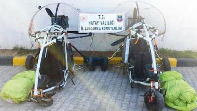 صورة قطعوا مسافة 132 كم بطائرتين شراعيتين.. تفاصيل عملية هاطاي ضد إرهابيي PKK