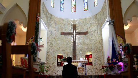 1603906328 1598933 3465 1951 32 48 - الكنيسة الكلدانية في العراق والعالم وبطريرك القدس يدينان الإساءة للإسلام