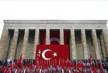 صورة تركيا تحتفل بالذكرى 96 لتأسيس الجمهورية