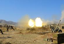 صورة شاهد.. أذربيجان تواصل تكبيد أرمينيا خسائر كبيرة