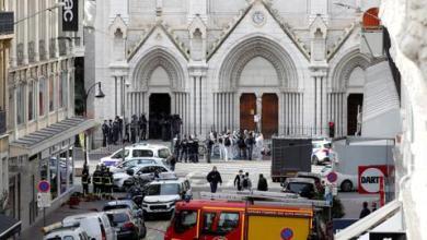 صورة أنقرة تُدين حادثة الطعن بمدينة نيس الفرنسية وترفض ربطها بالإسلام