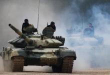 صورة القوات الأذربيجانية على بُعد كيلومترات من مدينة شوشة الاستراتيجية
