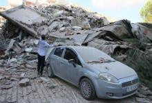 صورة زلزال بقوة 6.6 درجة يهز ساحل تركيا على بحر إيجة