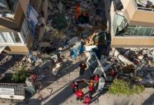صورة الحكومة التركية تسخر كل الإمكانيات لتلافي تداعيات زلزال إزمير