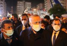 صورة 88 دولة أعربت عن تضامنها مع تركيا إثر زلزال إزمير