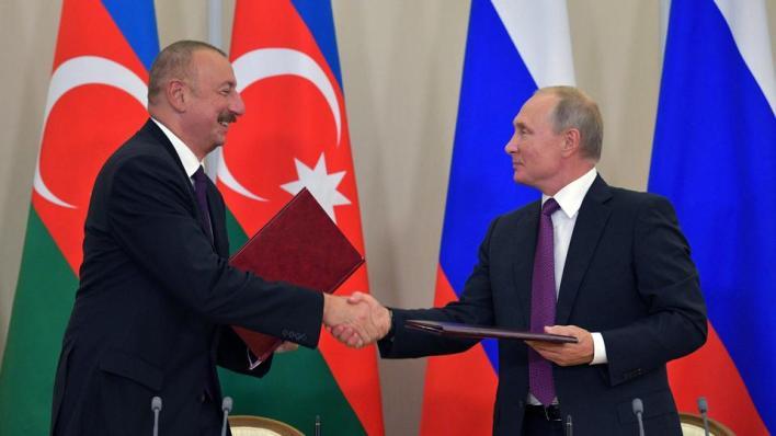 285027 3464 1951 34 174 - بوتين يؤكد ضرورة حل الخلاف بين أرمينيا وأذربيجان بالتفاوض