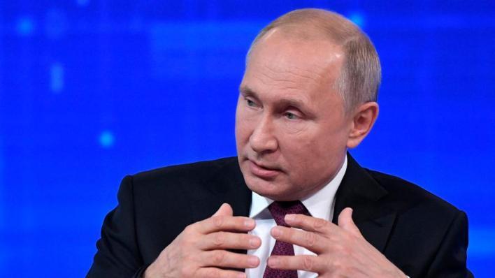 بوتين يقول إن بلاده لديها مسؤوليات تجاه أرمينيا في إطار منظمة معاهدة الأمن الجماعي، إلا أن
