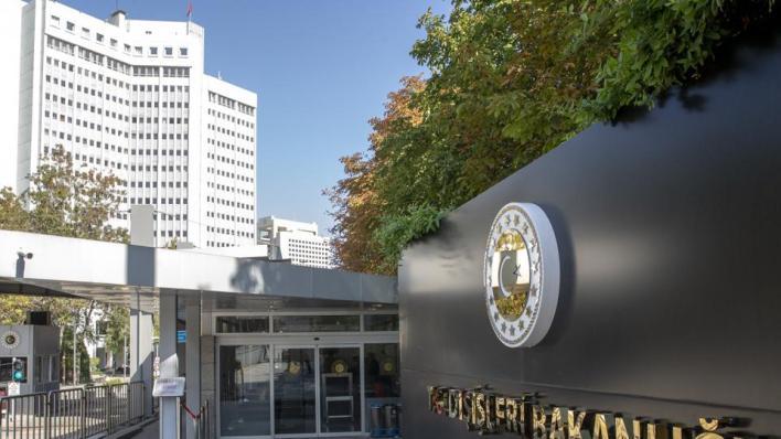 الخارجية التركية تجدد استعدادها للتعاون مع السلطات العراقية في سبيل إحلال الاستقرار ومكافحة الإرهاب بالبلاد