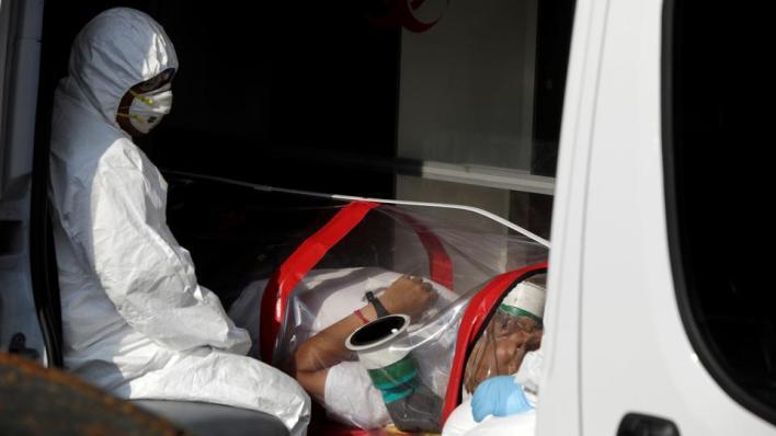 ارتفاع لعدد حالات الإصابة بكورونا في الاتحاد الأوروبي والصين