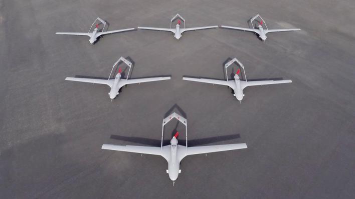 تستعد الطائرات التركية دون طيار التي أثبتت فاعليتها على الأرض لتطوير ذخائرها الصغيرة والذكية