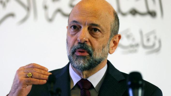 ملك الأردن يقبل استقالة حكومة عمر الرزاز، ويكلفها بتصريف الأعمال لحين تشكيل وزارة جديدة