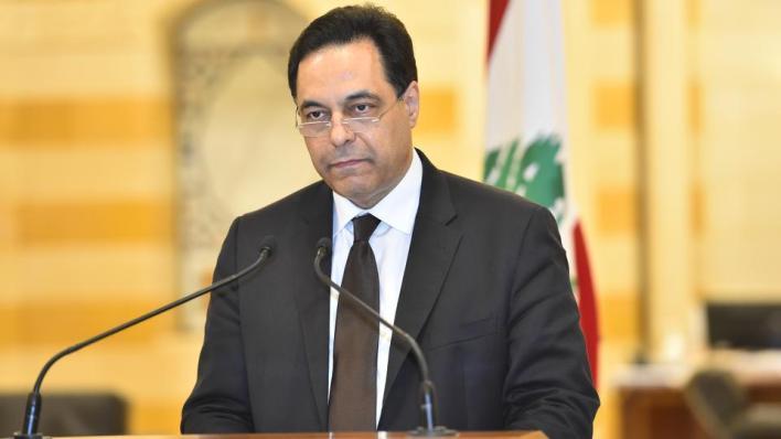 قال رئيس حكومة تصريف الأعمال اللبنانية إن أي خطوة لرفع دعم سلع أساسية غير مقبولة وستؤدي إلى