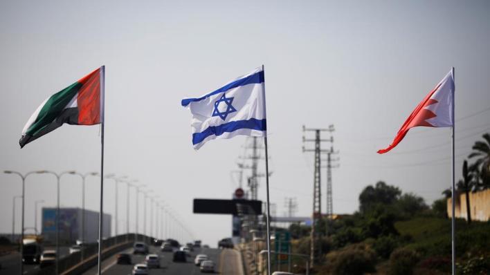 الخطوات الأخيرة تأتي في إطار توقيع كل من الإمارات والبحرين اتفاقيتَي تطبيع كامل للعلاقات مع إسرائيلفي 15 سبتمبر/أيلول الماضي