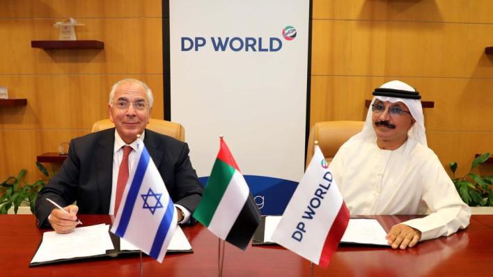 8861776 5034 2835 350 14 - بالتعاون مع الإمارات.. مخططات لتنشيط موانٍ إسرائيلية على حساب دول عربية