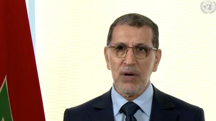 العثماني:هناك لوبيات وجهات وأطراف سياسية تتعامل بمنطق يشوه صورة البلد
