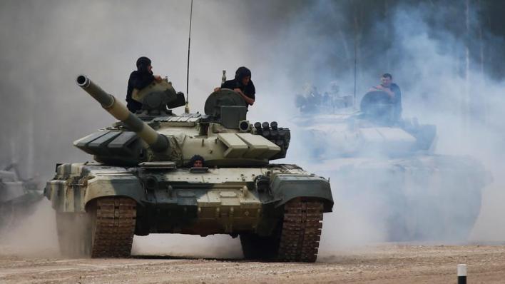علييف يقول إن أرمينيا تحاول جرّ دول أخرى للحرب