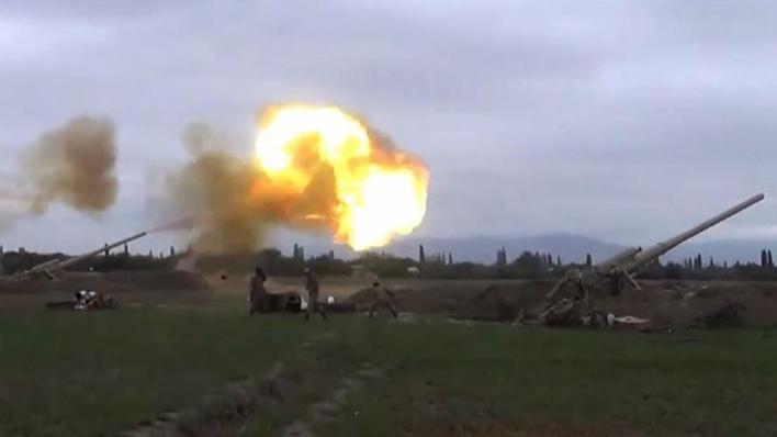 الجيش الأذربيجاني يتكبد القوات الأرمينية خسائر فادحة في إقليم قره باغ المحتل خلال الأيام الأربعة الأخيرة