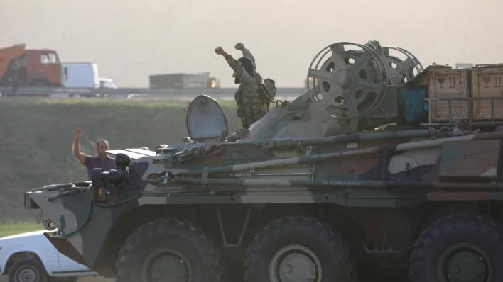 الجيش الأذربيجاني يستعيد تلالاً استراتيجية من الاحتلال الأرميني