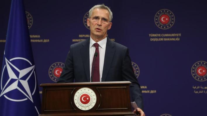 الأمين العام لحلف شمال الأطلسي يؤكد أن الحلف يولي أهمية كبيرة لتركيا