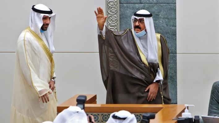 9158633 2962 1668 29 47 - الكويت.. ولي العهد يؤدي اليمين الدستورية ويتعهد بالحفاظ على التزامات بلاده