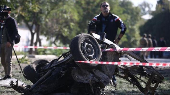 القوات الأرمينية تستهدف بالصواريخ منطقة محيطة بمتحف ومدرسة في كنجة، ثانية أكبر مدن أذربيجان