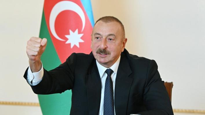 وكان الرئيس الأذربيجاني قد أعلن في وقت سابق السبت تحرير جيش بلاده كامل مدينة فضولي من الاحتلال الأرميني