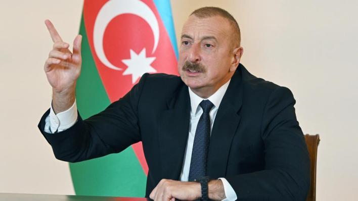 الرئيس الأذربيجاني يعلن تحرير 8 قرى من الاحتلال الأرميني