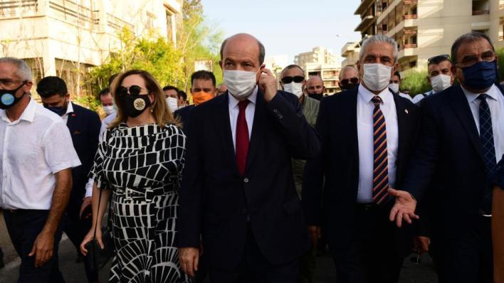 قبرص التركية تستعد للانتخابات الرئاسية الأحد