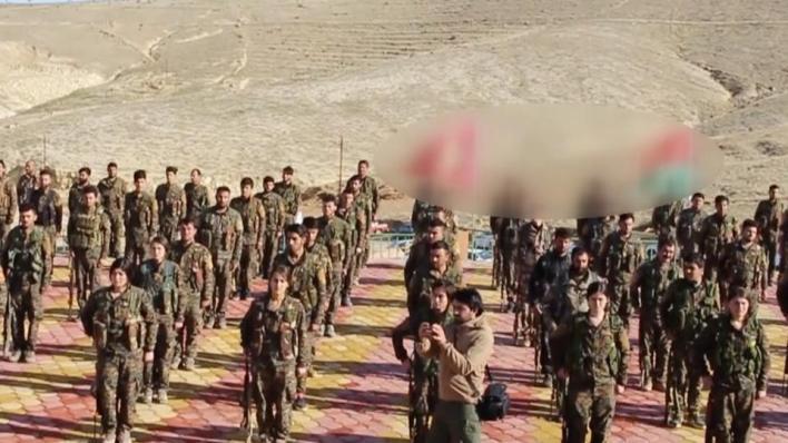 تنظيم PKK الإرهابي يواصل أنشطته العسكرية والسياسية في قضاء سنجار