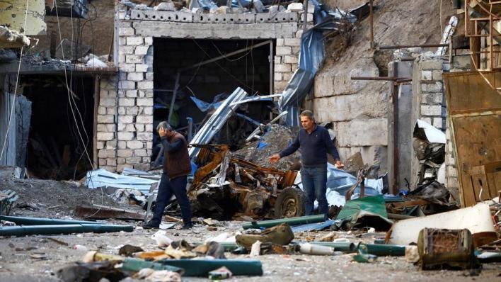 9222697 5132 2890 14 223 - الجيش الأرميني يواصل استهداف صحفيين في أذربيجان أثناء تغطيتهم الأحداث